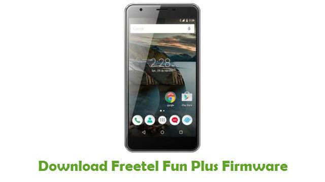 Freetel Fun Plus Stock ROM