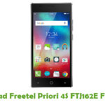 Freetel Priori 4S FTJ162E Firmware