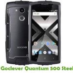 Goclever Quantum 500 Steel Firmware