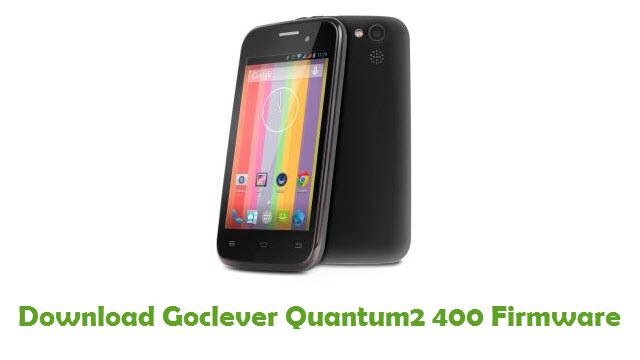 Goclever Quantum2 400 Stock ROM