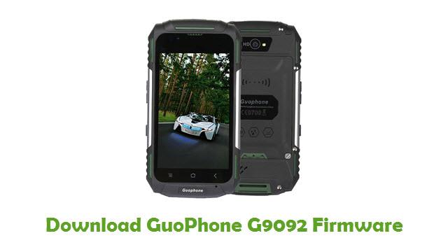 GuoPhone G9092 Stock ROM