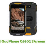 GuoPhone G9502 3Screens Firmware