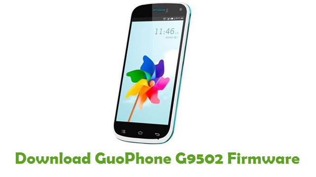 Download GuoPhone G9502 Firmware