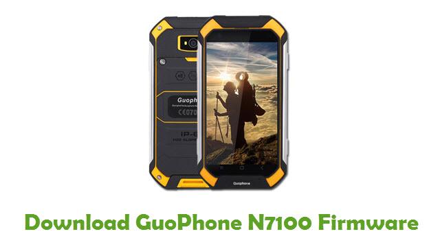 GuoPhone N7100 Stock ROM