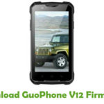 GuoPhone V12 Firmware