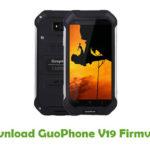 GuoPhone V19 Firmware