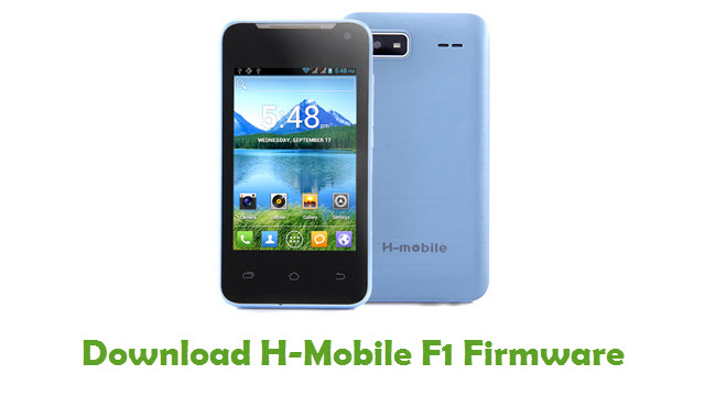 H-Mobile F1 Stock ROM
