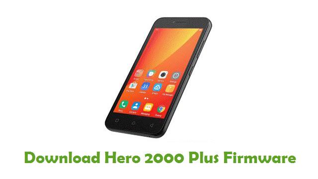 Hero 2000 Plus Stock ROM