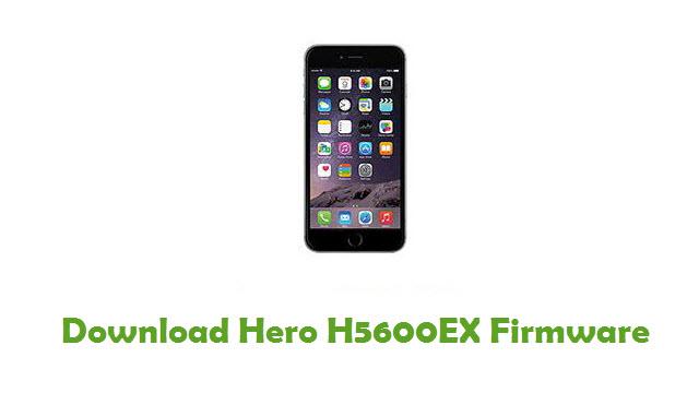 Hero H5600EX Stock ROM