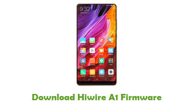 Hiwire A1 Stock ROM