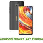 Hiwire A77 Firmware