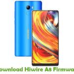 Hiwire A8 Firmware