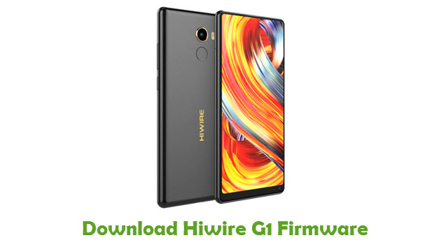Hiwire G1 Stock ROM