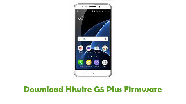 Download Hiwire G5 Plus Firmware