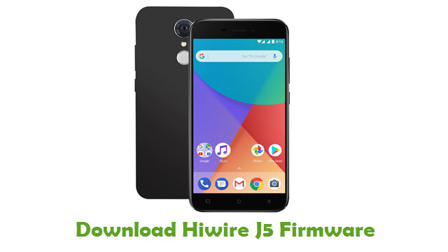 Download Hiwire J5 Firmware - Stock ROM Files