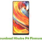 Hiwire P9 Firmware