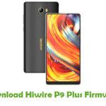 Hiwire P9 Plus Firmware