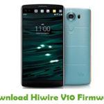 Hiwire V10 Firmware
