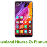 Hiwire Z5 Firmware