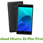 Hiwire Z5 Plus Firmware