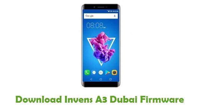 Invens A3 Dubai Stock ROM