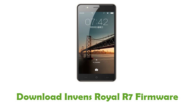 Invens Royal R7 Stock ROM
