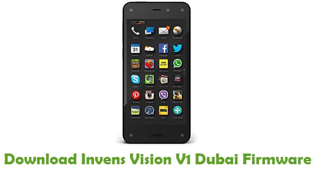 Invens Vision V1 Dubai Stock ROM