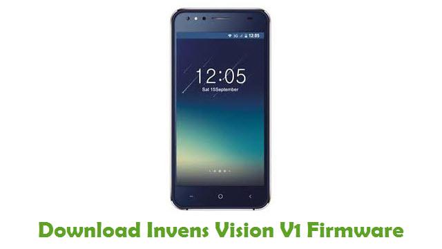 Invens Vision V1 Stock ROM