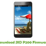 JXD P200 Firmware