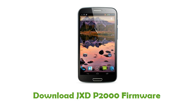 JXD P2000 Stock ROM