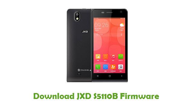 JXD S5110B Stock ROM