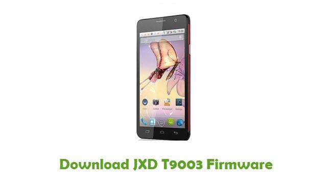 JXD T9003 Stock ROM