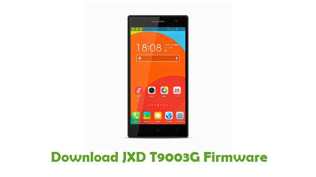 JXD T9003G Stock ROM