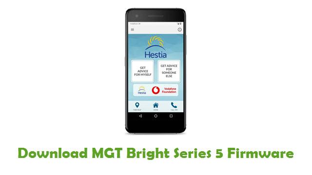 MGT Bright Series 5 Stock ROM
