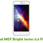 MGT Bright Series 5.5 Firmware