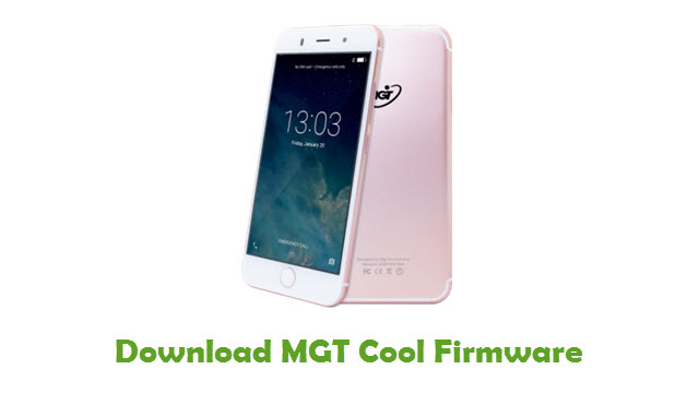 MGT Cool Stock ROM