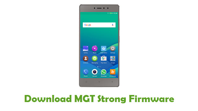 Download MGT Strong Firmware