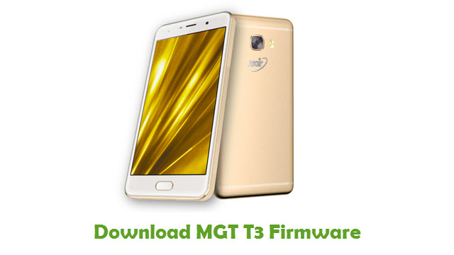 Download MGT T3 Firmware