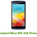 Mivo MV-510 Firmware