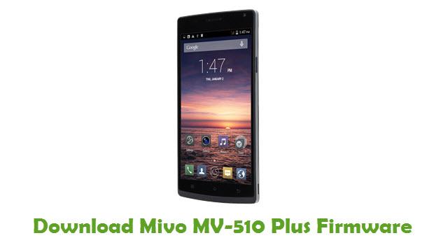 Download Mivo MV-510 Plus Firmware