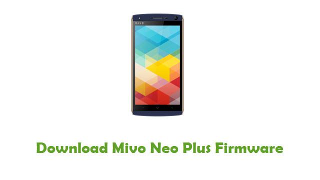 Mivo Neo Plus Stock ROM
