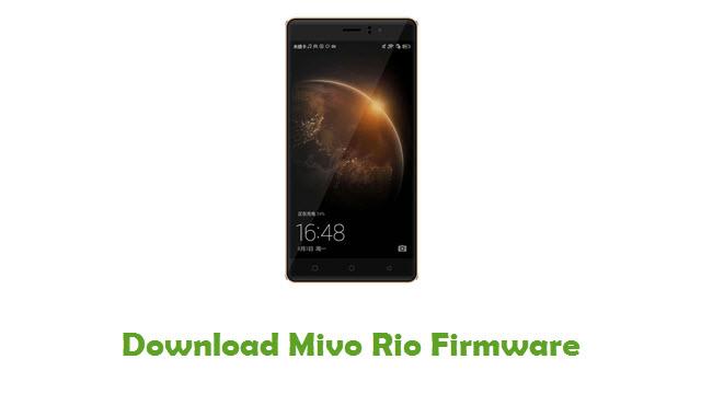 Mivo Rio Stock ROM
