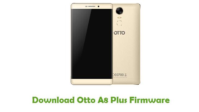 Otto A8 Plus Stock ROM