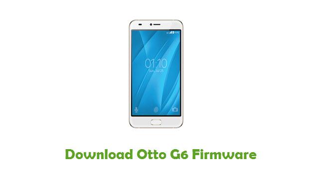 Otto G6 Stock ROM