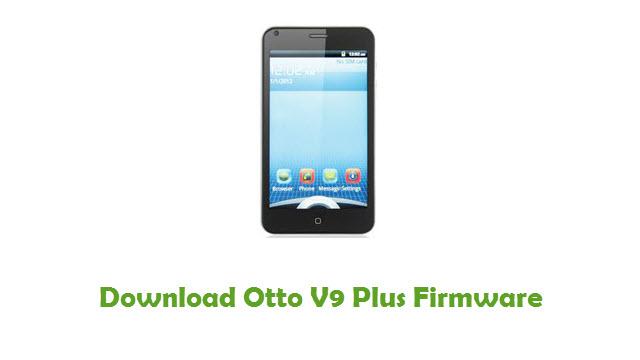 Otto V9 Plus Stock ROM