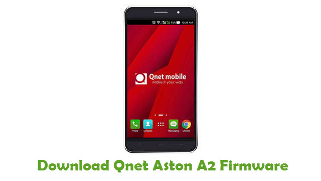 Download Qnet Aston A2 Firmware