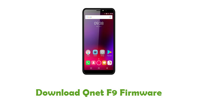 Qnet F9 Stock ROM