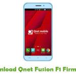 Qnet Fusion F1 Firmware