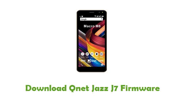 Download Qnet Jazz J7 Firmware