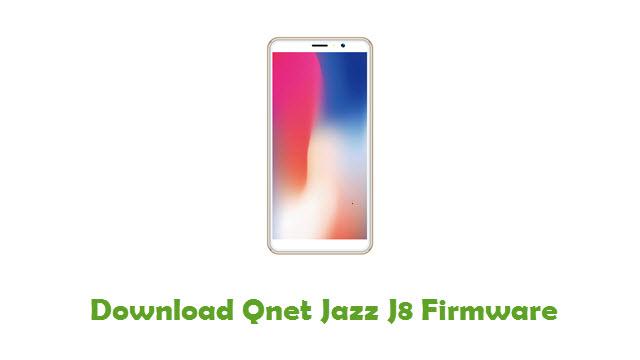 Qnet Jazz J8 Stock ROM